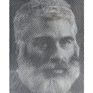 I. Zaplatynsky Circa 1950's Abstract Portrait Photograph