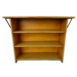 Monterey Transitional Bookcase
