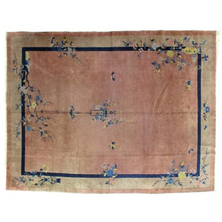Leon Banilivi Antique Chinese - 9′ × 12′