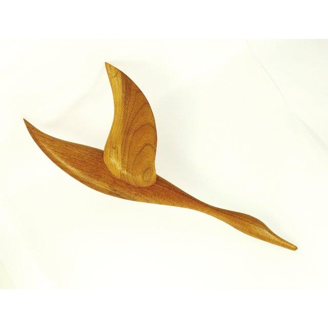 Mid-Century Flying Bird Wall Art - Image 2 of 5