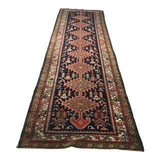 Antique Turkish Kurdish Rug - 3′6″ × 11′