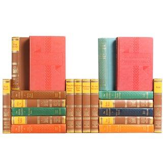 Vintage Children's Classics Books - Set of 20