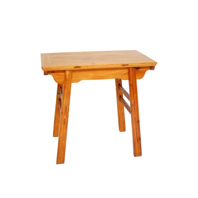 Chinese Ming Style Wine Table - Image 1 of 6