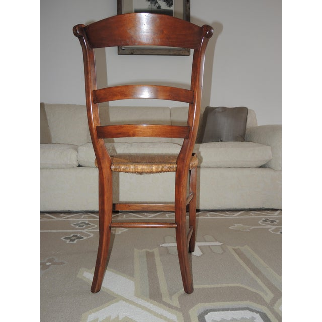Early American Dining Chairs - Set Of 6