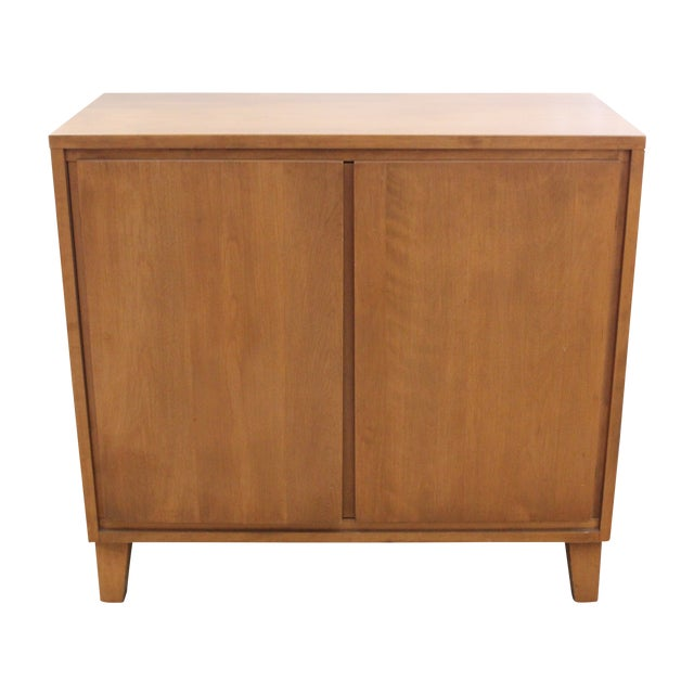 Image of Russel Wright for Conant Ball Media Cabinet