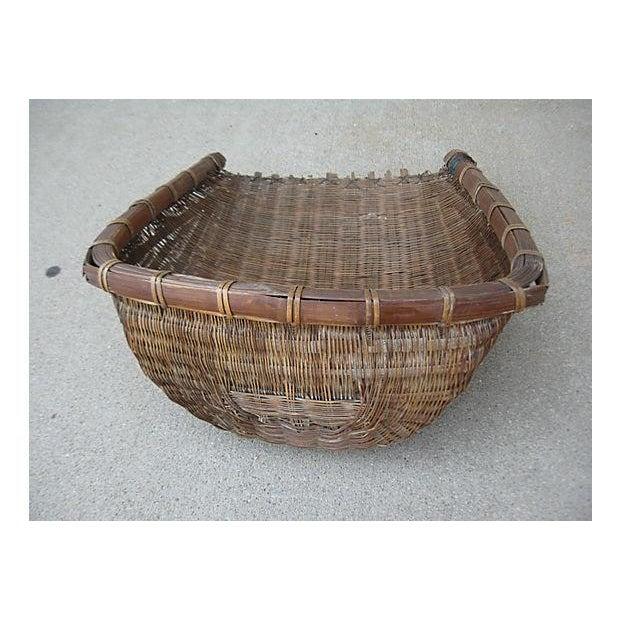 Primitive Rice Scoop Basket - Image 3 of 9