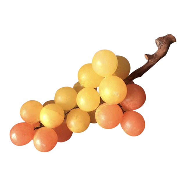 Orange and Yellow Marble Grapes - Image 1 of 5