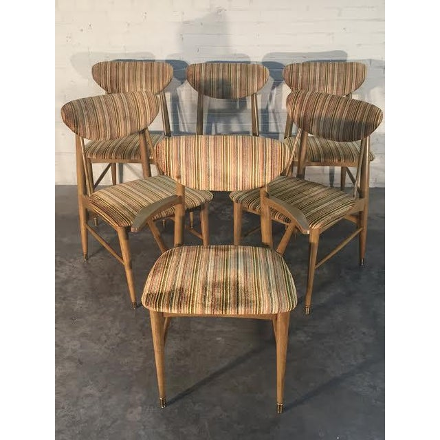 Kroehler Mid-Century Dining Chairs - Set of 6 - Image 2 of 10