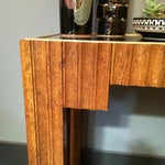 Image of 1970's Thomasville Sculptural Console