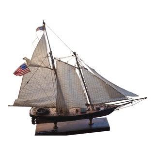 Racing Yacht Model