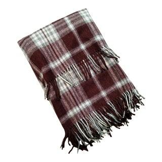 Gambrell Renard Handwoven Wool Throw