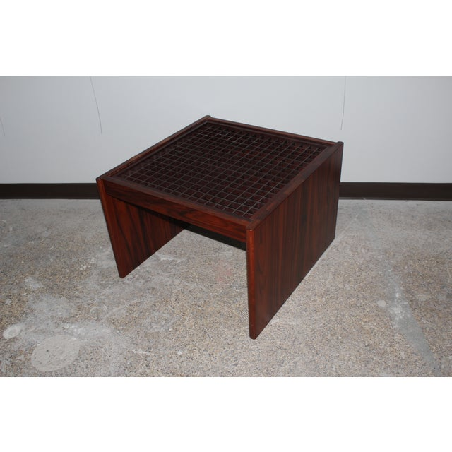 Rosewood Coffee/End Table by Komfort - Image 3 of 3