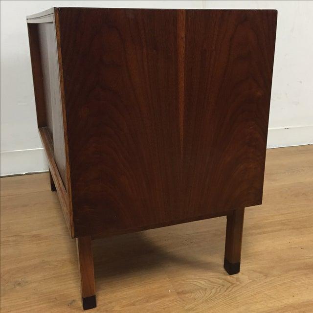 Image of Mid Century Lane Record Cabinet