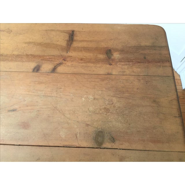 Pottery Barn Dining Table - Image 10 of 10