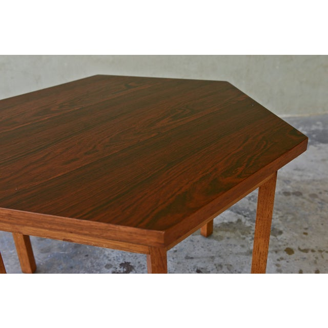 Paul McCobb Delineator Series Rosewood Side Table - Image 4 of 5
