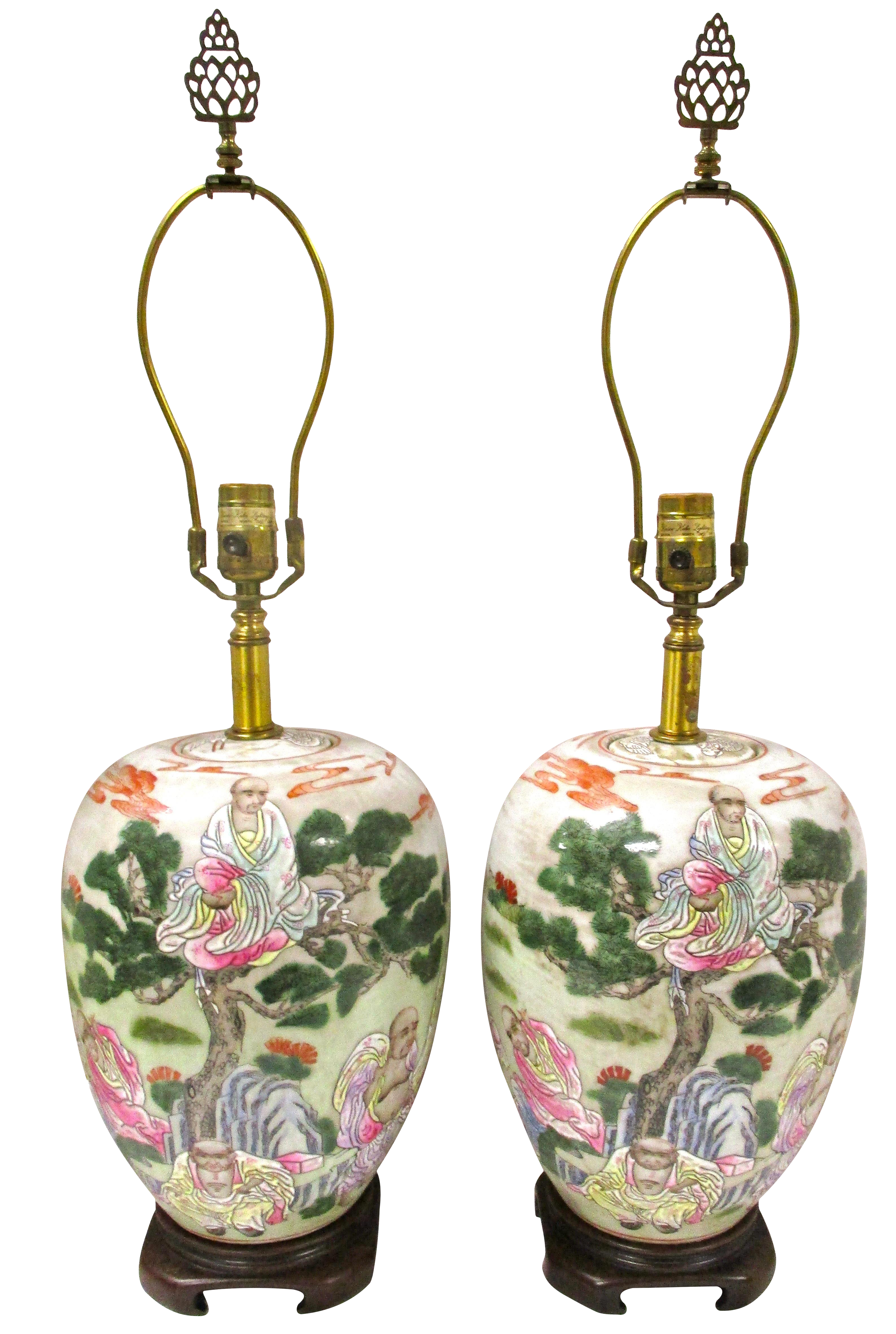 Chinese Ginger Jar Lamps A Pair Chairish : chinese ginger jar lamps a pair 4685aspectfitampwidth640ampheight640 from www.chairish.com size 640 x 640 jpeg 41kB