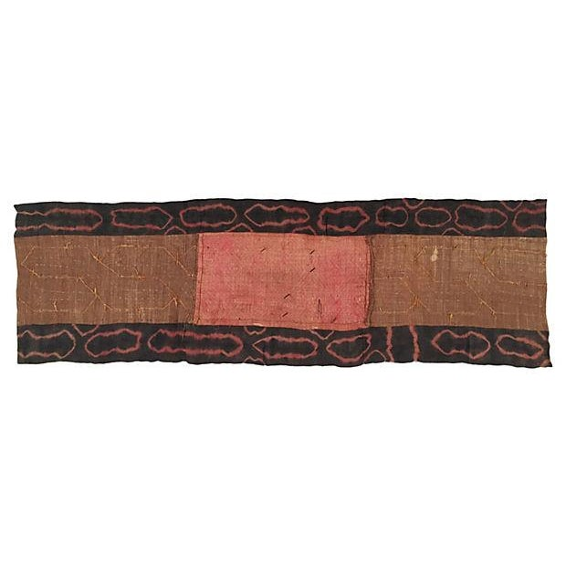 African Kuba Cloth - Image 6 of 6