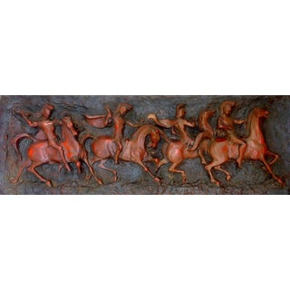 Finesse Originals Horses Wall Sculpture