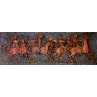 Finesse Originals Horses Wall Sculpture