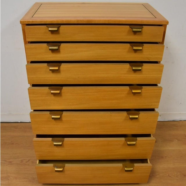 Tall Dresser by Edward Wormley for Drexel - Image 9 of 11