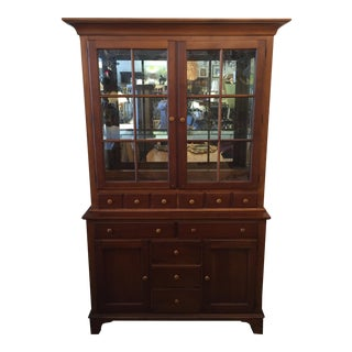 Lexington Shaker Style Buffet & Hutch