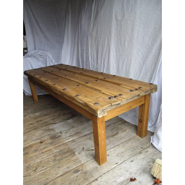 Antique Spanish Door Coffee Table Chairish