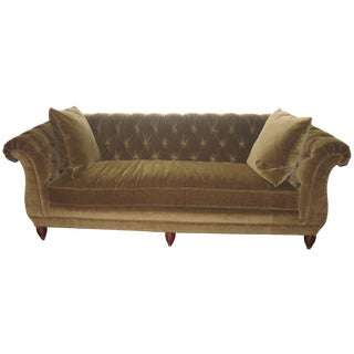 Theodore Alexander Tufted Sofa