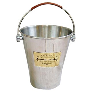 French Laurent-Perrier Champagne Bucket