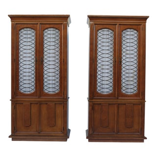 Hollywood Regency Chiffoniers - A Pair