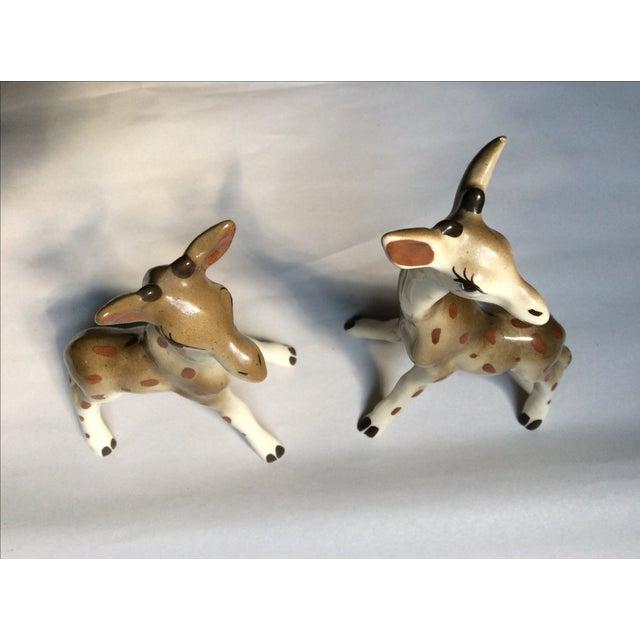 Giraffe Figurines - A Pair - Image 5 of 8