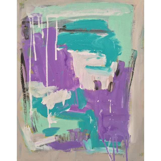 And That Abstract Painting by Kerri Rosenthal - Image 1 of 2