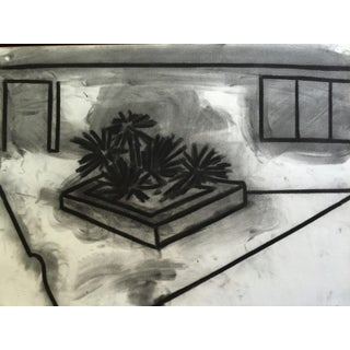 G. Turner 1970's Charcoal Still Life