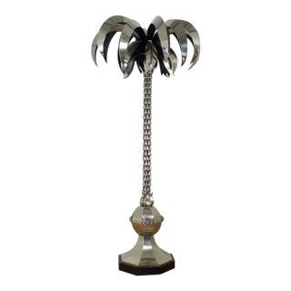 Antony Redmile Polished Nickel Palm Tree
