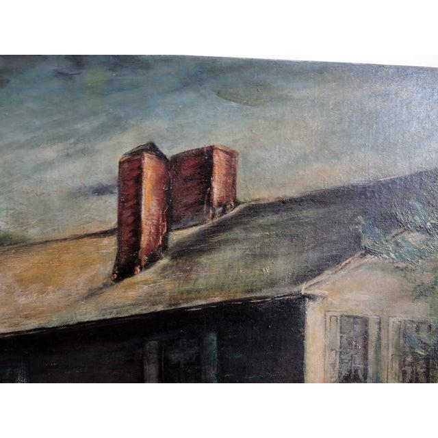 Edith Brandenberg Long Island Painting - Image 5 of 6