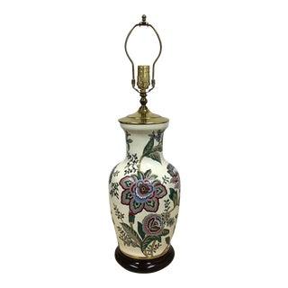Kaiser Kuhn Ceramic Table Lamp