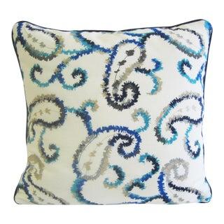 Antique Embroidered Bulgaro Pillow