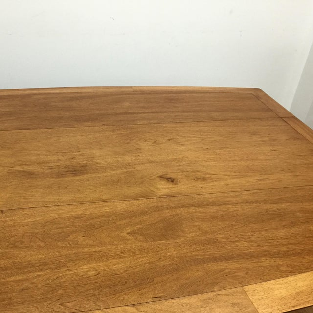 Mid-Century Drop Leaf Dinning Table by Tomlinson - Image 5 of 8