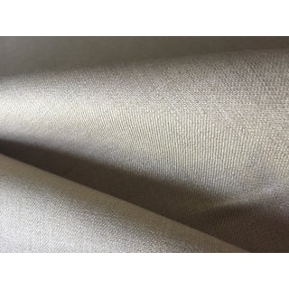 Kravet Couture Metallic Gold Linen - 4 Yards