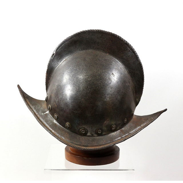 Image of 16th-C. Italian Morion Helmet