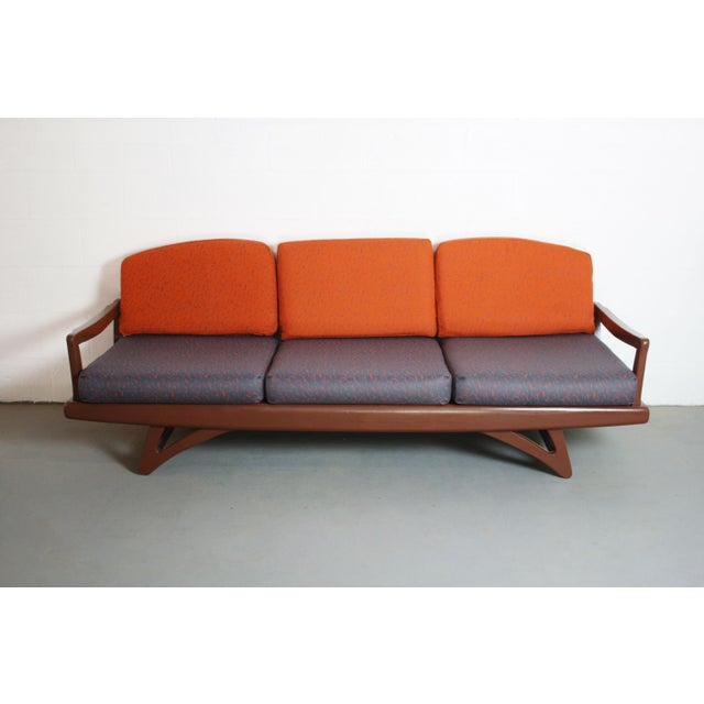 Mid-Century Modern Danish Sofa - Image 3 of 6