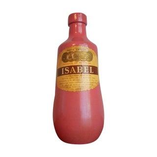 Pink Portuguese Rose Bottle