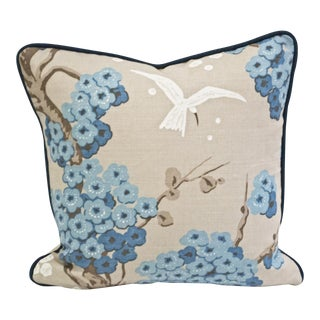 Osborne & Little Cherry Blossom Pillow