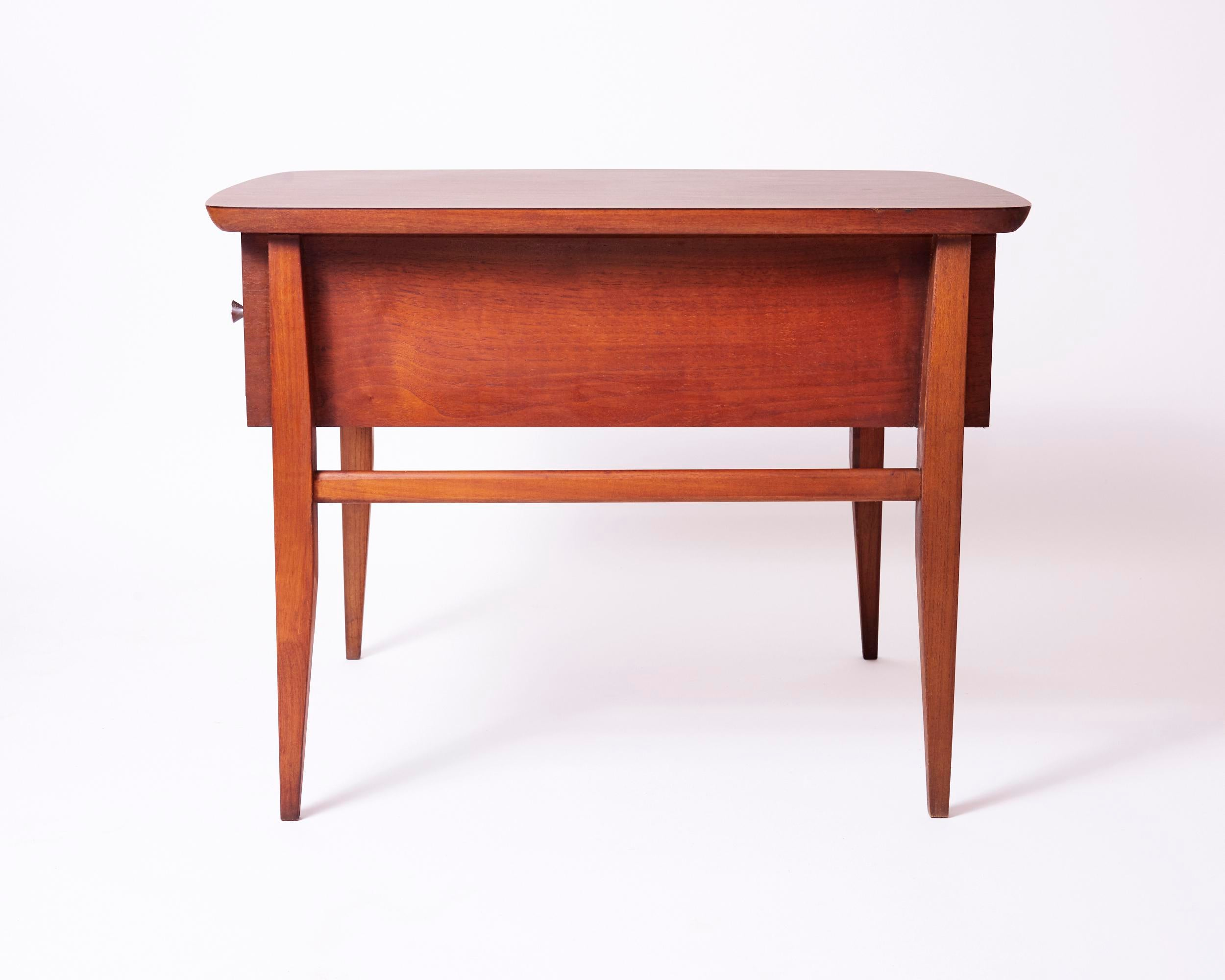 Mid Century Modern Lane Side Table   Image 5 Of 6