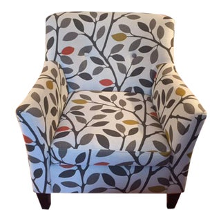 Macy's Ava Fabric Chair