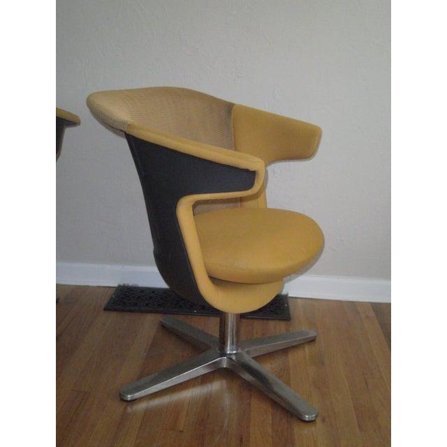 Steelcase Ergononic i2i Chairs - Set of 4 - Image 11 of 11