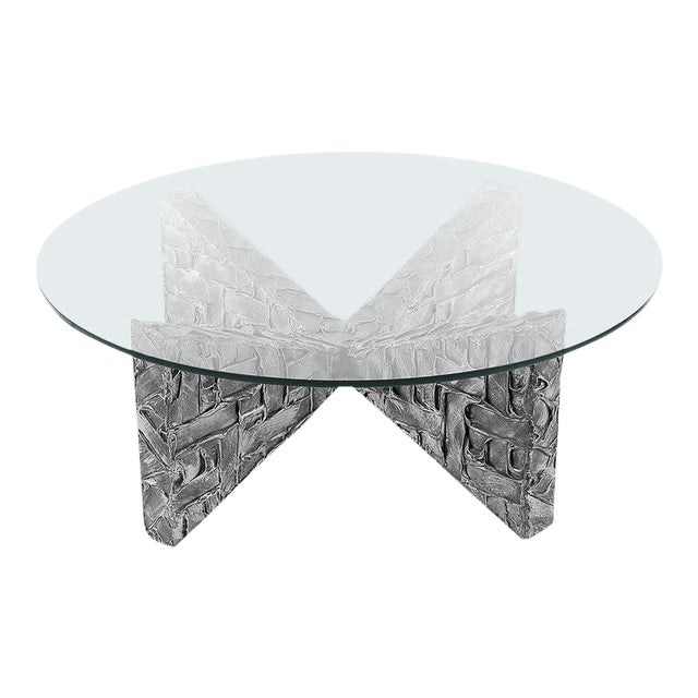 Adrian Pearsall Brutalist Coffee Table - Image 1 of 3