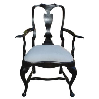 "Baroque ""Style"" Arm Chair"