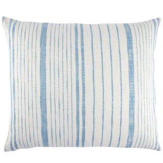 John Robshaw King Euro Pillow Cover | Glacier 30x34
