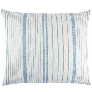 John Robshaw King Euro Pillow Cover | Glacier 30x34