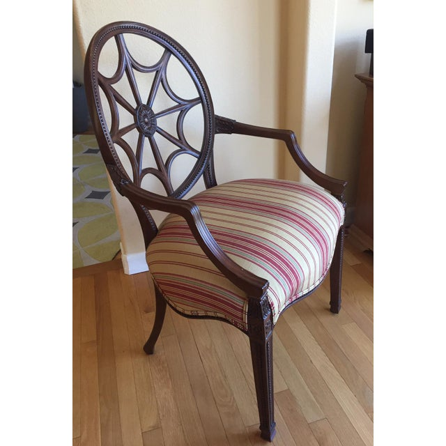 Cristal Chair From Ethan Allen - Image 4 of 6